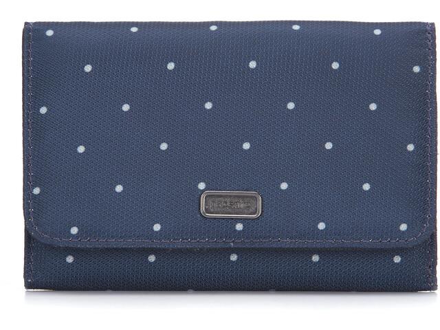 Pacsafe Daysafe portemonnee blauw